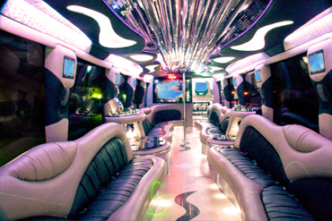 Party Buses for Bachelor Parties